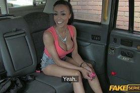 Член таксиста для мексиканки