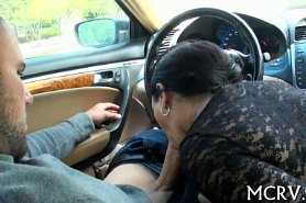 Развод тёлок на секс в авто