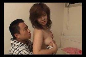 Секс японской супружеской пары