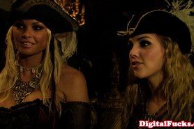 Фантастическая миссия пираткой Brea Lynn