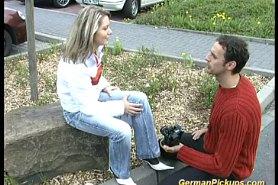 Секс на камеру с незнакомкой