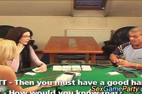 Игра в карты на секс